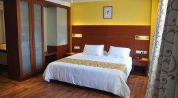 Last Hour Deal A C Super Deluxe Room(Double Occupancy)