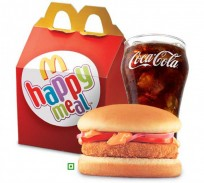 Last Hour Deal Mc Aloo Tikki Med Meal(1+1)